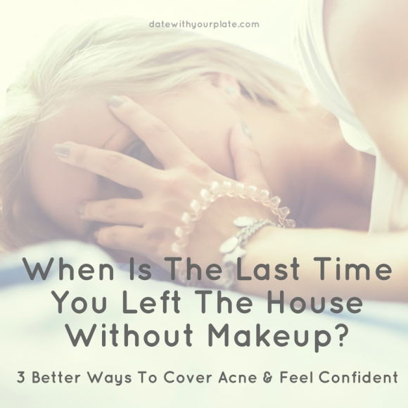 3 better ways to cover acne and feel confident